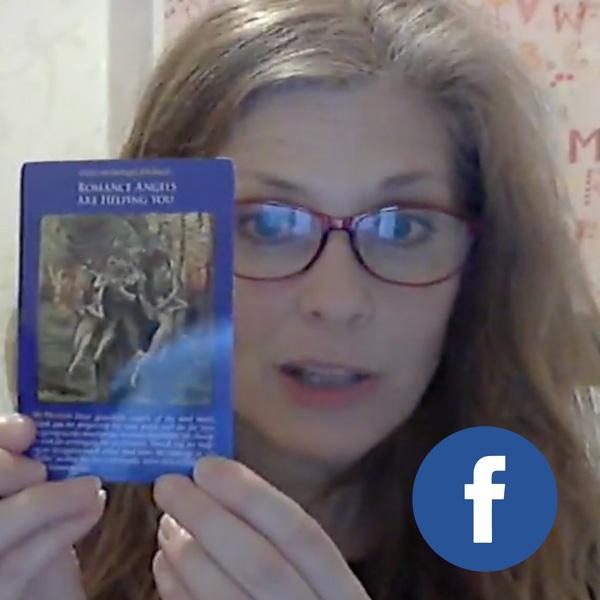 Samantha Giles - angel cards readings
