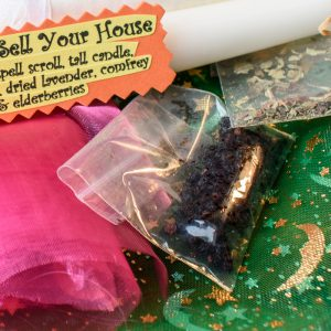 Sell Your House Spell - Contents